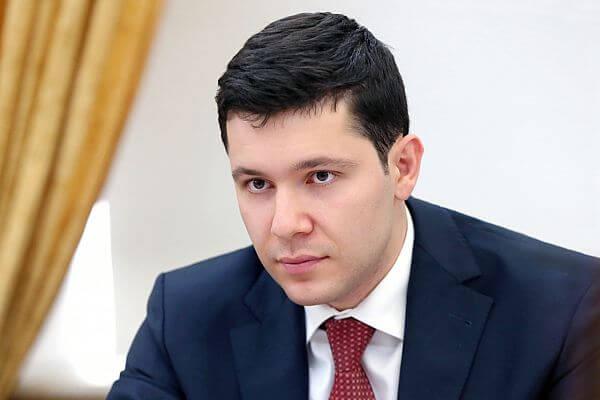Алиханов Антон Андреевич