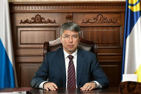 Цыденов Алексей Самбуевич