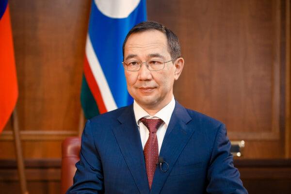 Николаев Айсен Сергеевич