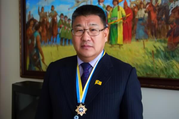 Адучиев Батор Канурович