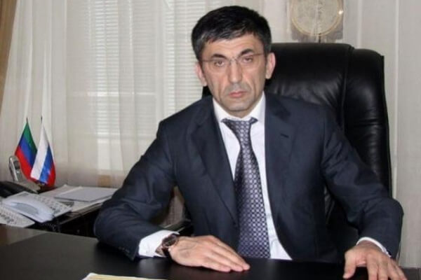 Гаджиев Магомед Тажудинович