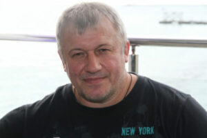 Воронов Владимир Михайлович